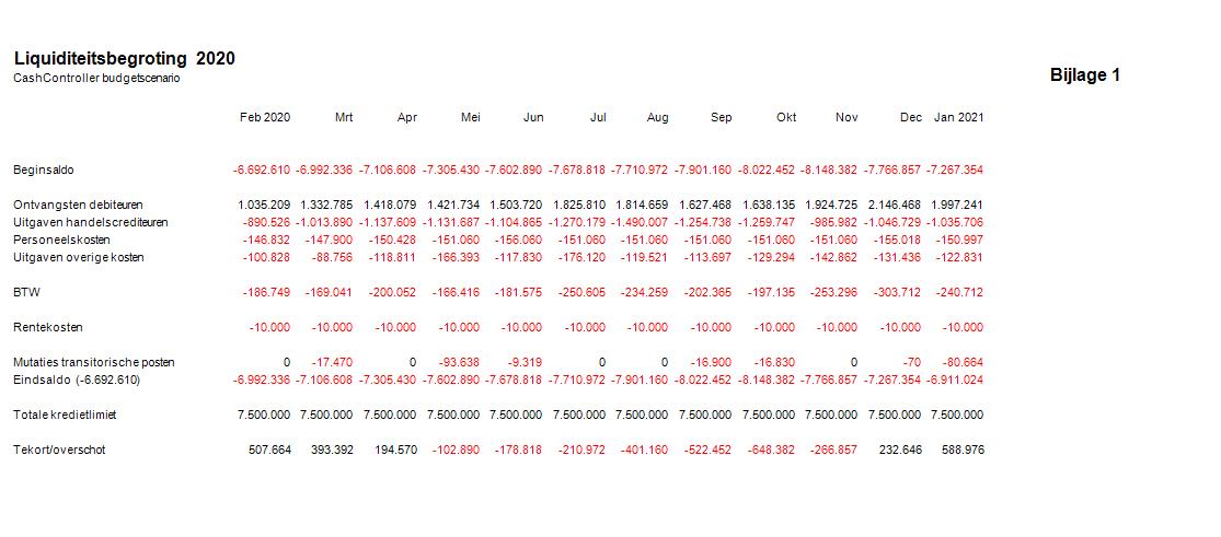 Liquiditeitsbegroting-voorbeeld